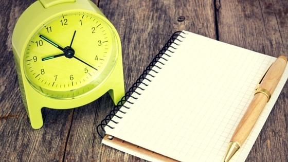 copy writer deadline